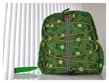 "SUPER BOO HOMES "" BACK PACK """